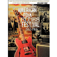 Various Artists - American Folk Blues Fest 62-66 Vol. 1