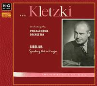 Paul Kletzki - Sibelius: Symphony No. 2 In D Major -  XRCD24 CD