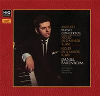 Daniel Barenboim - Mozart: Piano Concertos No. 20 & 23