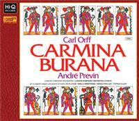 Andre Previn - Orff: Carmina Burana