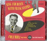 Frank Sinatra - Sing And Dance With Frank Sinatra -  Hybrid Mono SACD