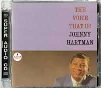 Johnny Hartman - The Voice That Is