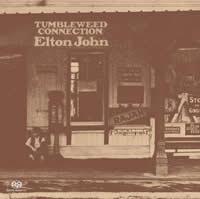 Elton John - Tumbleweed Connection -  Hybrid Multichannel SACD