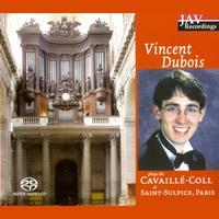 Vincent Dubois - Cavaille-Coll Masterpiece at Saint-Supice