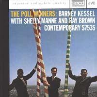 Barney Kessel, Ray Brown, Shelly Manne - The Poll Winner- Continuance