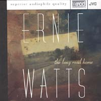 Ernie Watts - The Long Road Home -  XRCD CD