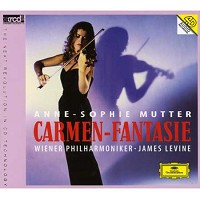Anne-Sophie Mutter - Bizet: Carmen Fantasie -  XRCD2 CD