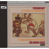 Georg Solti - Stravinsky: Le Sacre Du Printemps