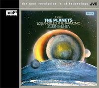 Zubin Mehta & the Los Angeles Philharmonic - Holst: The Planets -  XRCD24 CD