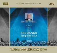 Takashi Asahina - Bruckner: Symphony No. 5 -  XRCD24 CD