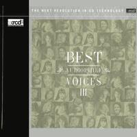 Various Artists - Best Audiophile Voices Vol. 3