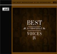 Various Artists - Best Audiophile Voices Vol. 4 -  XRCD2 CD