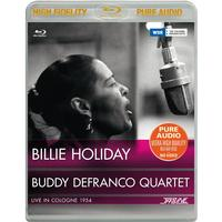 Billie Holiday and Buddy Defranco Quartet - Live In Cologne 1954