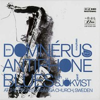 Arne Domnerus - Antiphone Blues/Proprius -  K2 HD CD