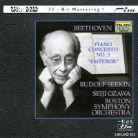 Seiji Ozawa - Beethoven: Piano Concerto No. 5 -  Ultra HD