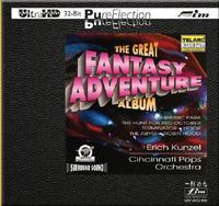Erich Kunzel - The Great Fantasy Adventure Album -  Ultra HD