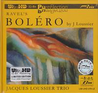 Jacques Loussier Trio - Ravel: Bolero -  Ultra HD