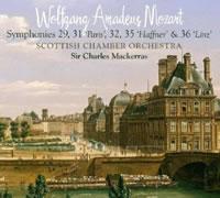 Sir Charles Mackerras - Mozart: Symphonies 29, 31