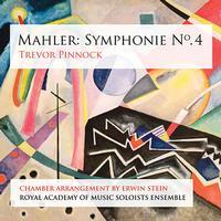 Trevor Pinnock - Mahler: Symphonie No. 4/ Stein