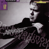 Strulev, Cello/Yerokhin, Piano - Rachmaninov: Sonata for cello and piano op.19