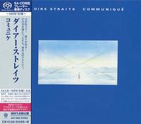 Dire Straits - Communique -  SHM Single Layer SACDs