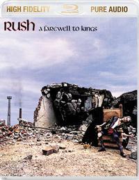 Rush - A Farewell To Kings