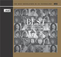 Various Artists - The Best Audiophile Voices Selections -  XRCD2 CD
