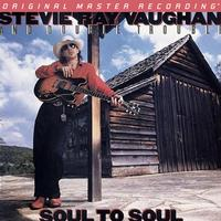 Stevie Ray Vaughan - Soul To Soul -  Hybrid Stereo SACD