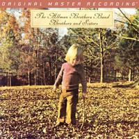 The Allman Brothers Band - Brothers And Sisters -  Hybrid Stereo SACD