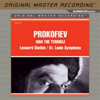 Leonard Slatkin - Prokofiev: Ivan the Terrible