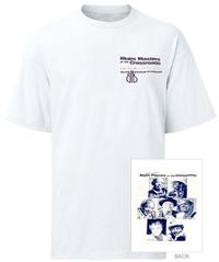 Blue Heaven Studios - 2000 Blues Masters at the Crossroads Short Sleeve T-Shirt (Extra-Large)