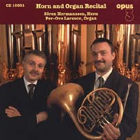 Hermansson & Larsson - Horn And Organ Recital