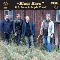 B.B. Leon & Triple Treat - Blues Barn