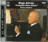 Stefan Lindgren - Hugo Alfven: Complete Piano Music