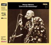 Benny Waters - Live At The Pawnshop -  XRCD24 CD