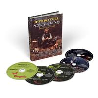 Jethro Tull - Songs From The Wood -  DVD & CD