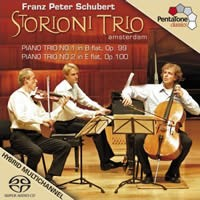 Storioni Trio - Schubert: Piano Trio No 1 & 2