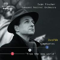 Ivan Fischer - Dvorak: Symphonies 8 & 9