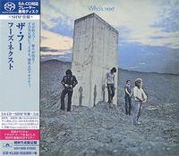The Who - Who's Next -  SHM Single Layer SACDs