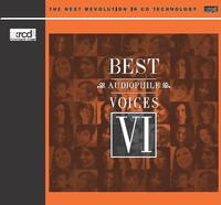 Various Artists - Audiophile Voices VI -  XRCD2 CD