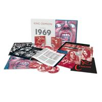 King Crimson - The Complete 1969 Recordings -  CD Box Sets