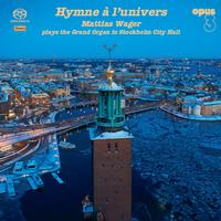 Mattias Wager - Hymne A L'univers