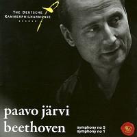 Paavo Jarvi - Beethoven: Symphony No 1, Symphony No. 5