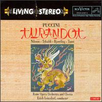 Erich Leinsdorf - Puccini: Turandot