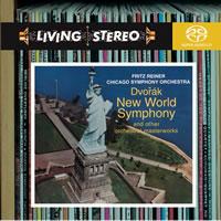 Fritz Reiner - Dvorak: New World Symphony/ Carnival Overture/ Smetana/ Bartered Bride Overture