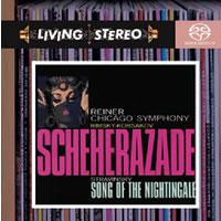 Fritz Reiner - Rimsky-Korsakoff: Scheherazade -  Hybrid Multichannel SACD