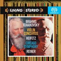 Jascha Heifetz - Brahms & Tchaikovsky: Violin Concertos