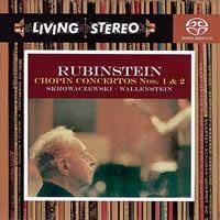 Arthur Rubinstein - Chopin: Piano Concertos