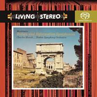 Charles Munch - Mendelssohn: Symphonies Nos 4 & 5/ Octet: Scherzo