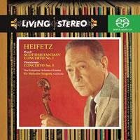 Jascha Heifetz - Bruch: Violin Concerto No. 1; Scottish Fantasy